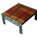 H TABLE BASSE DOGM 2