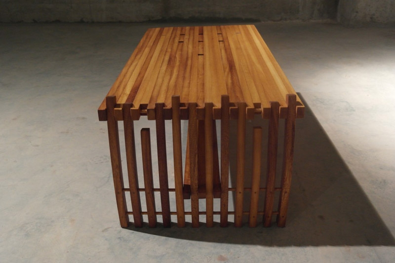 Table basse 1 David Guyot