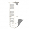 R170 ARMOIRE ATHEE