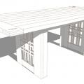 H050 TABLE NOUR